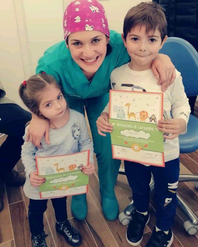 odontoiatria pediatrico