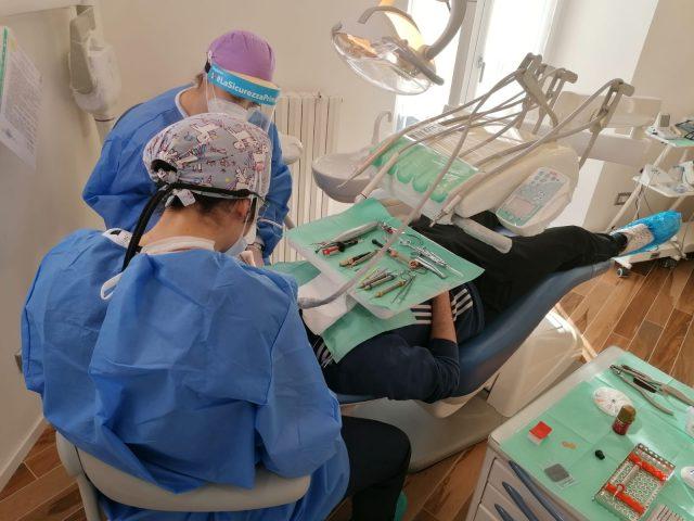 chirurgia orale e implantologia